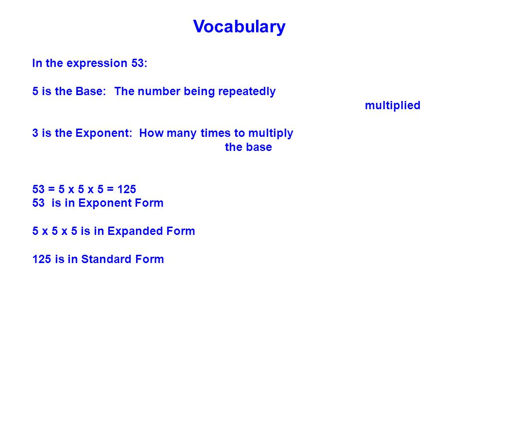 Table of contents exponential growth introduction exponential 12 in falaconquin