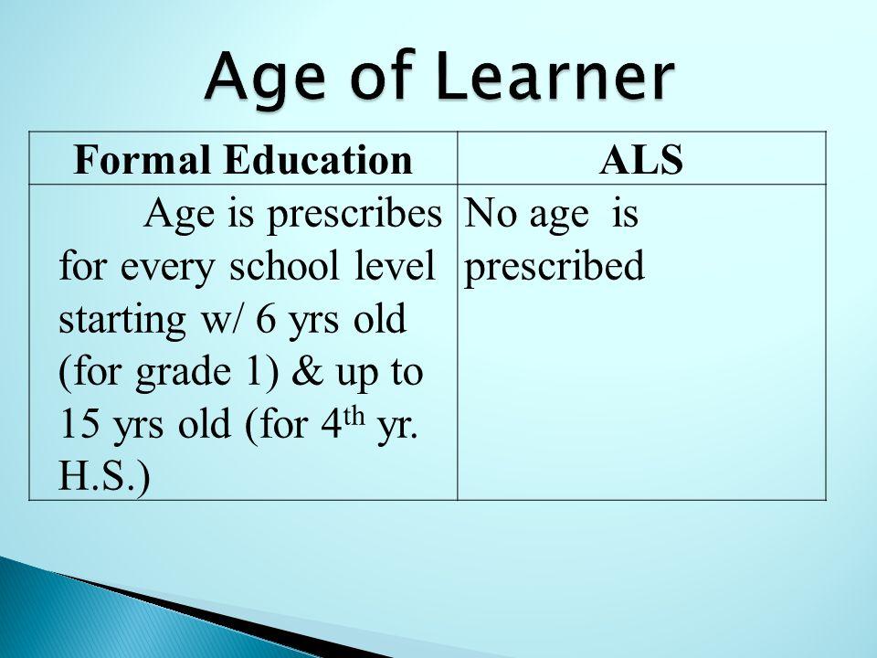 Major aspect of comparison formal educationals elementary 7 formal educationals altavistaventures Image collections