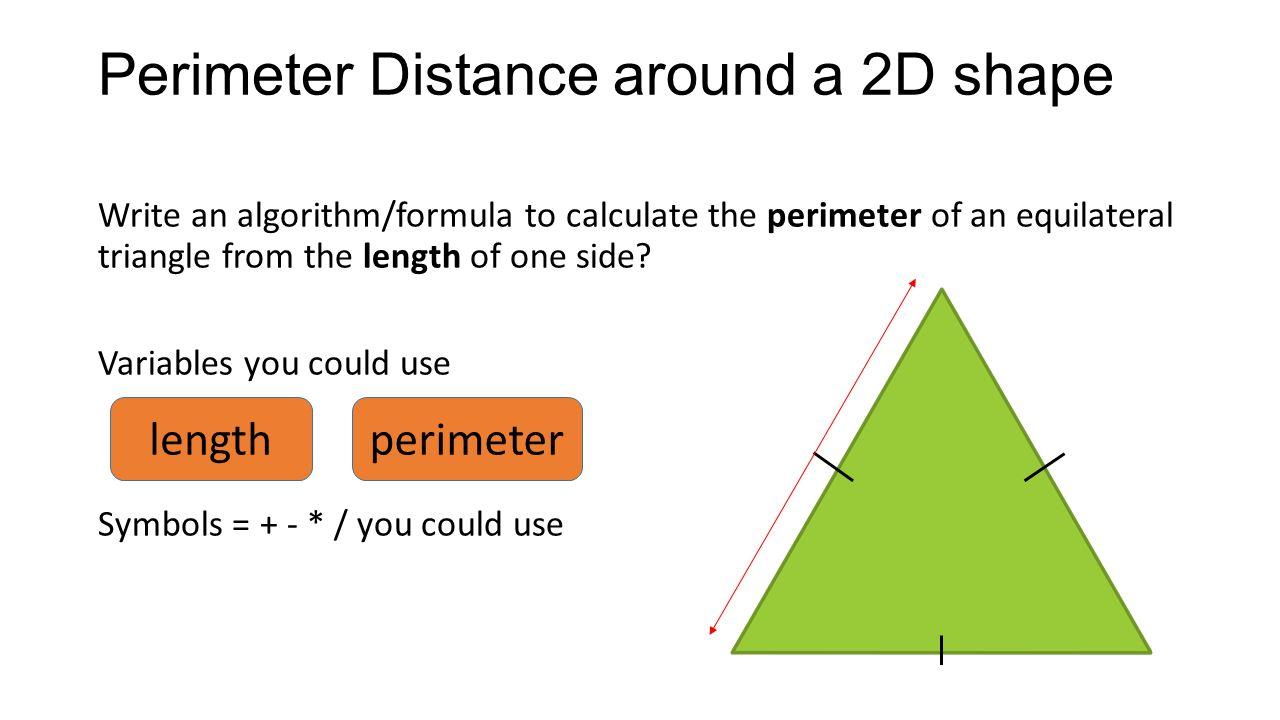 8 Perimeter