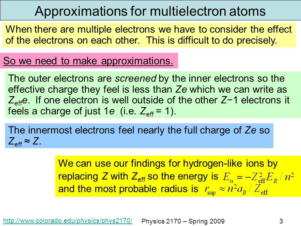 Physics 2170 spring multielectron atoms pauli exclusion principle 3 urtaz Gallery
