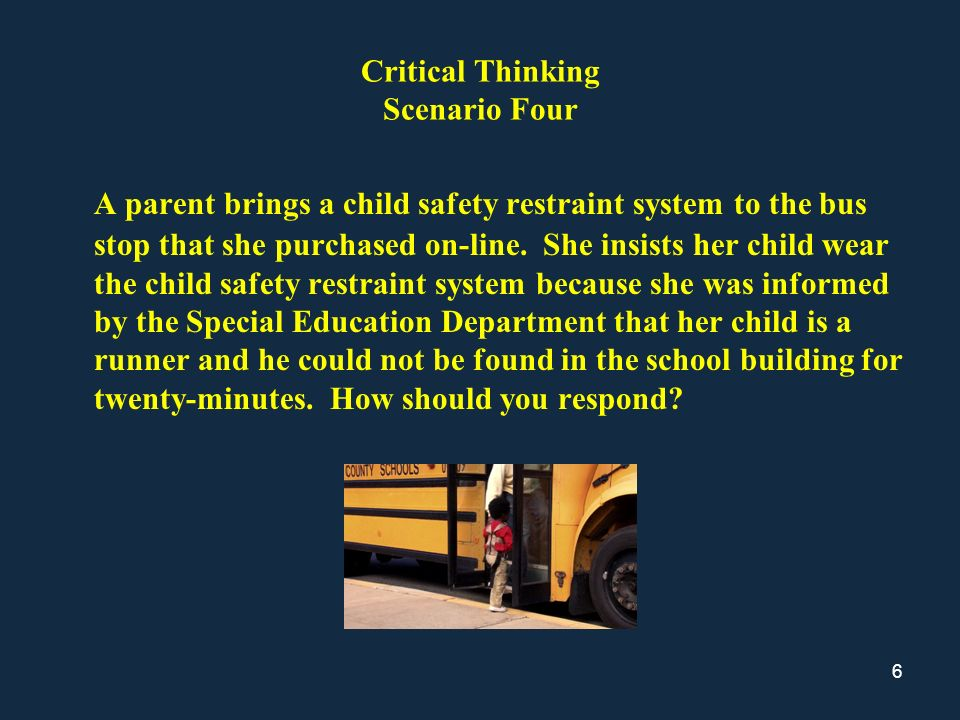 critical thinking scenario 10 team-building games that promote critical thinking by teachthought staff one of education's primary goals is to groom the next generation of little humans to.