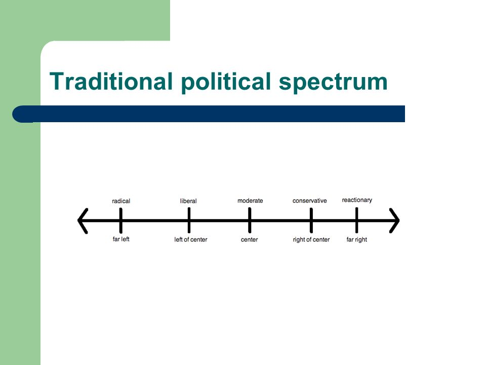 Can someone explain what it means to be ideological in politics?