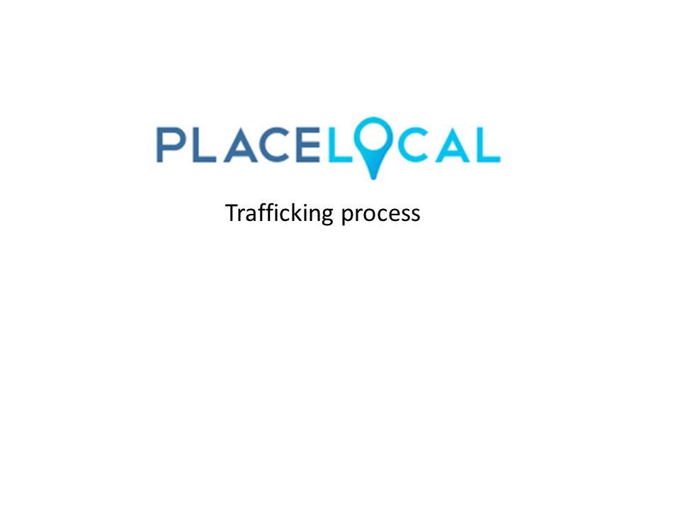 Trafficking process