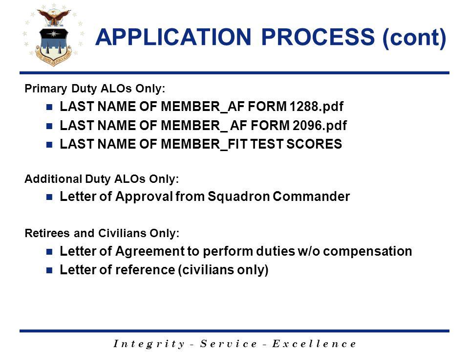 HQ U.S. Air Force Academy I n t e g r i t y - S e r v i c e - E ...