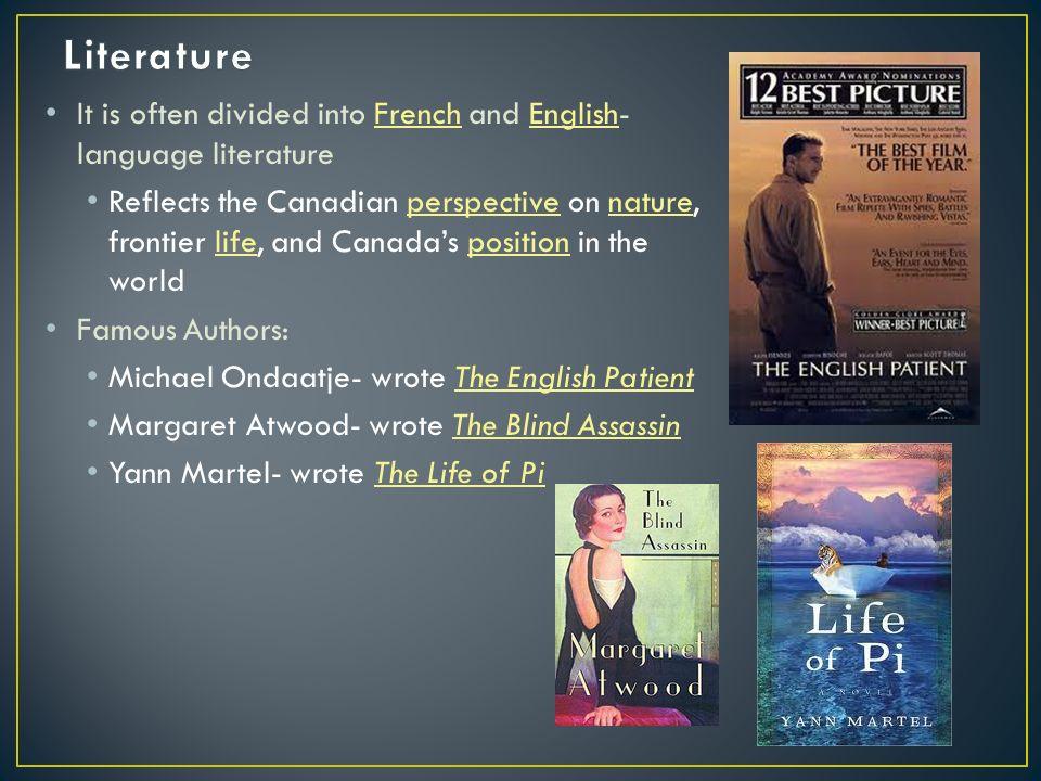 literature reflects life