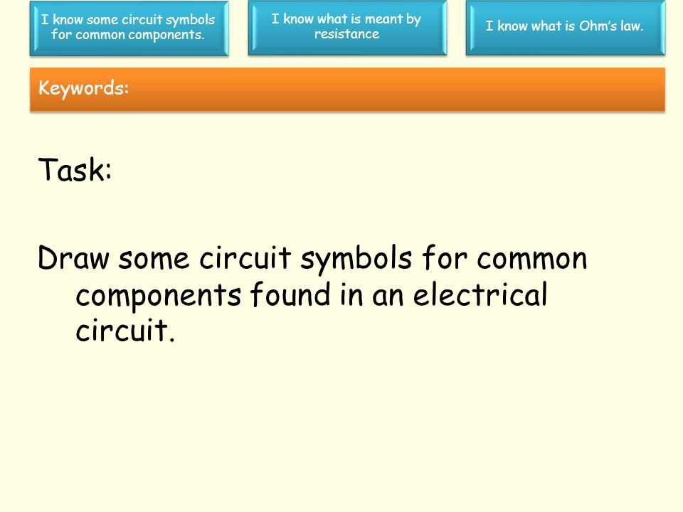 Electricity 2 Thomas Edison Lesson Objectives I know some circuit ...