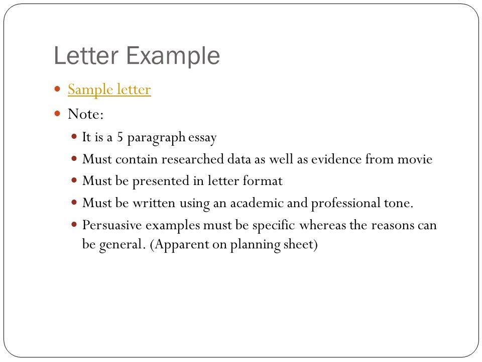 I Am Essay Examples