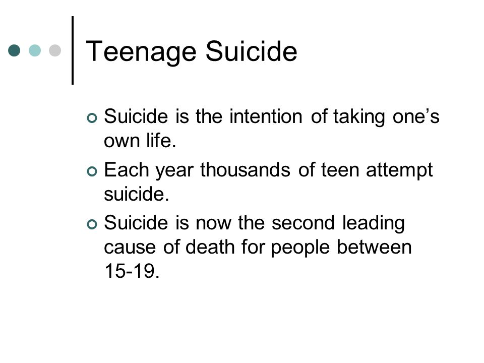teenage suicide and the media essay On this page you can find tips in writing a teenage suicide essay you can find reasons, notes and examples for your teenage suicide essay.