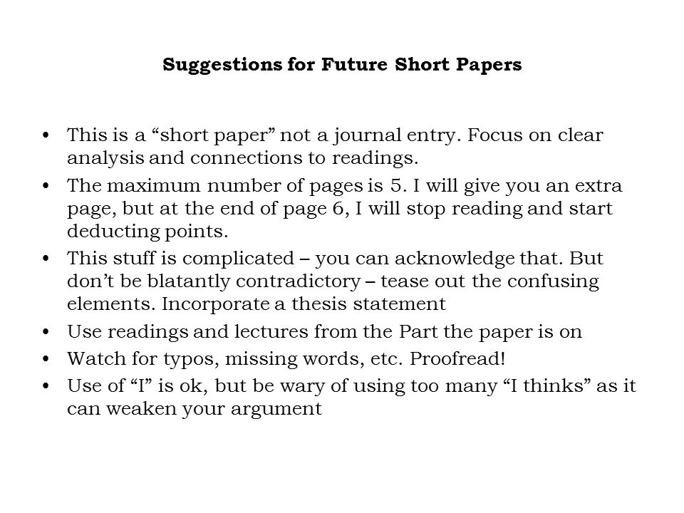 part discussion research paper Discussion section in research paperthe discussion in a research paper indian j radiol imaging if the research is original, at least in substantial part, the.