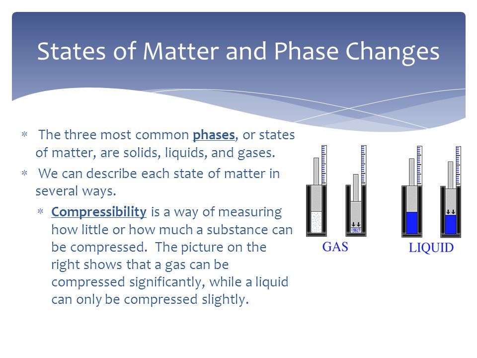 compressibility chemistry. 2 compressibility chemistry i
