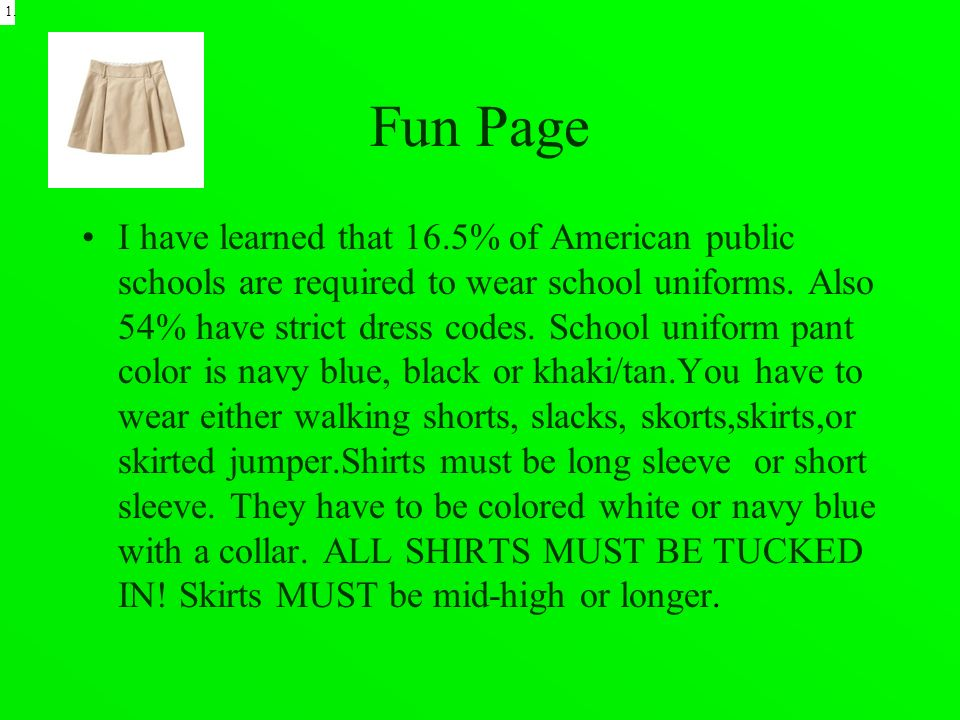school uniform argumentative essay On the surface, it seems like school uniforms shouldn't be that controversial a subject we're only talking about clothes, after all, right but uniforms are actually an extremely polarizing topic and have led to many a heated argument among parents and school-age children alike it all comes down.