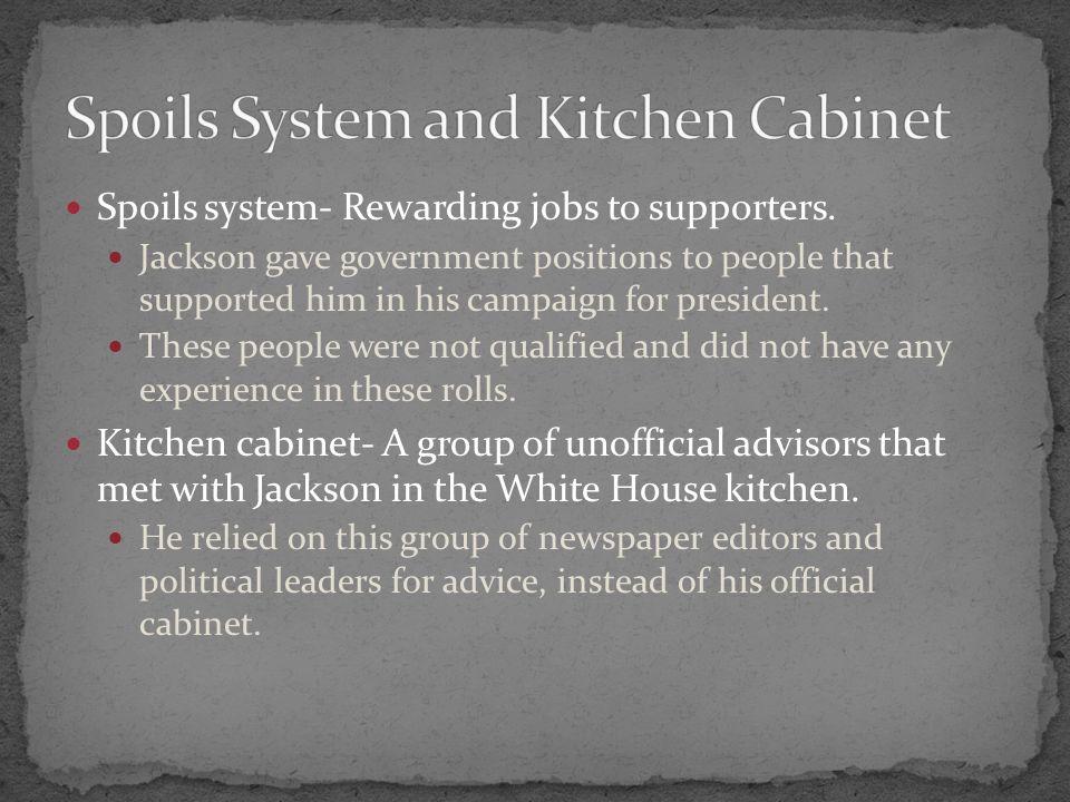 Kitchen Cabinet Jackson
