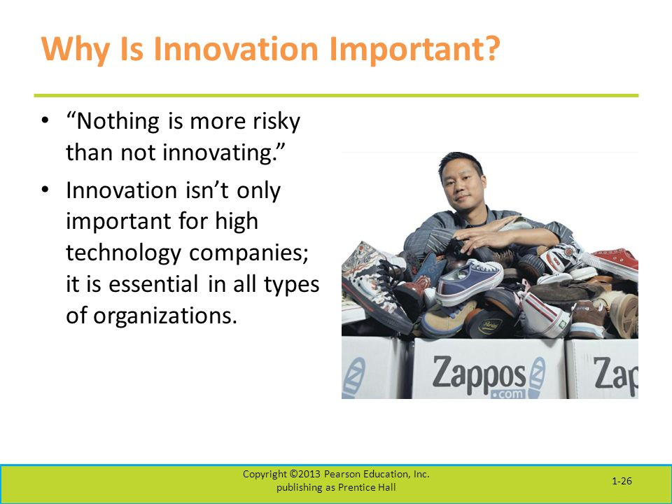 Why Is Innovation Important.