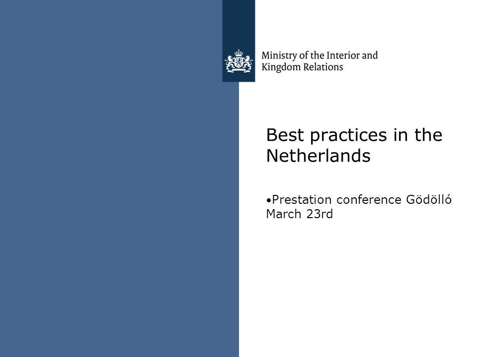 Best practices in the netherlands prestation conference gdll 1 best practices in the netherlands prestation conference gdll march 23rd sciox Choice Image