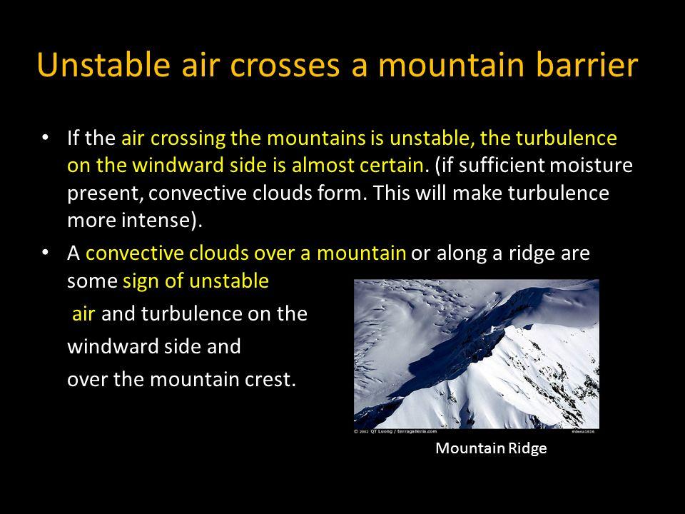 MET 2204 METEOROLOGY Presentation 7: Turbulence 1Presented by Mohd ...