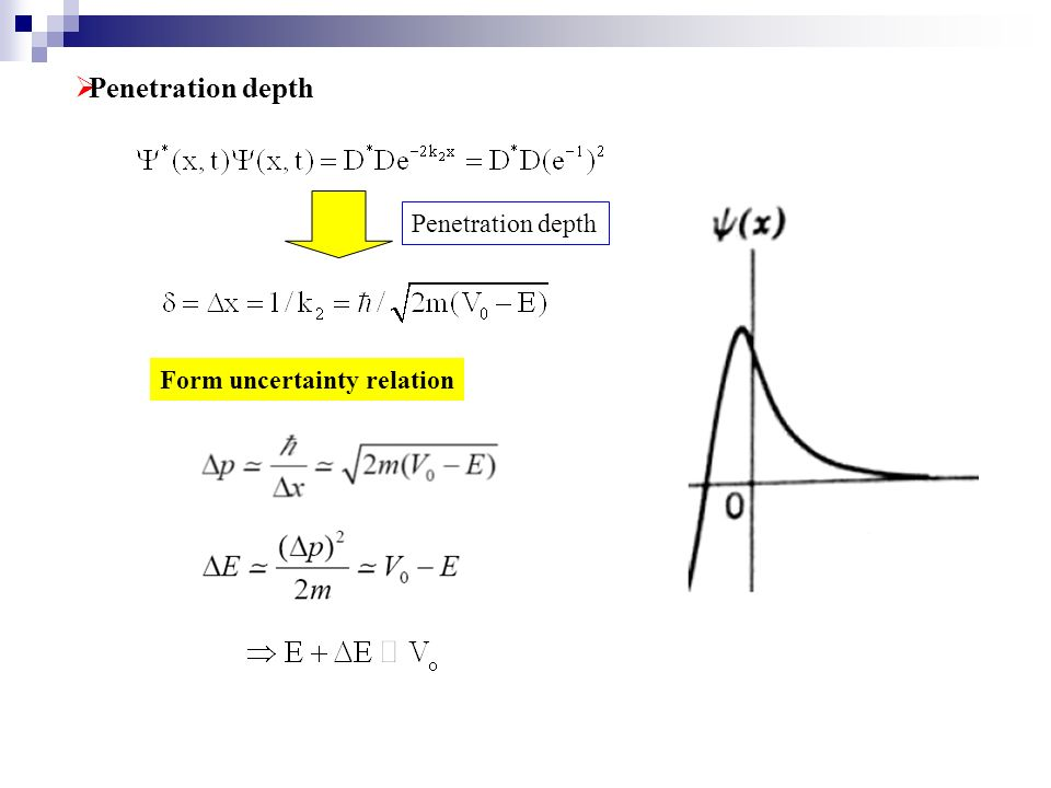 Penetration mechanics equation