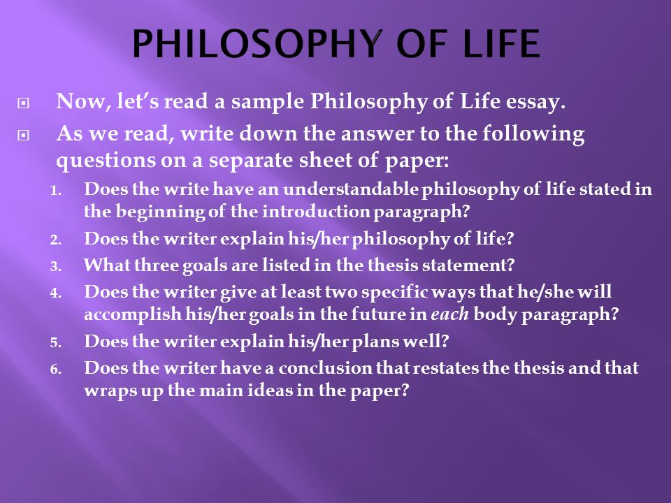 philosophy on life essay philosophy of life essay gxart  philosophy of life essay gxart orgessay on philosophy in life essay topic suggestionsnow let s a