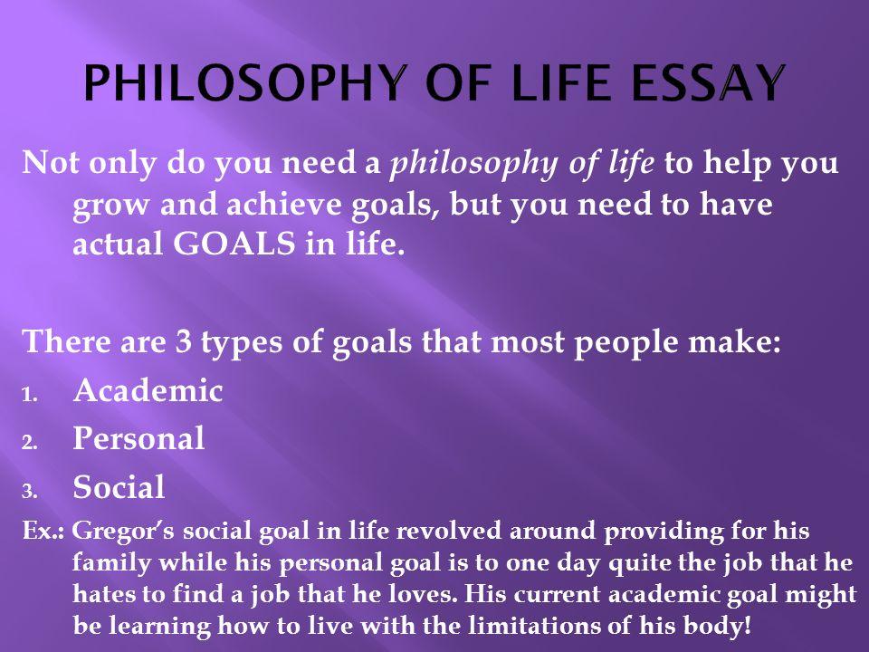 Philosophy Essay Need Help!?