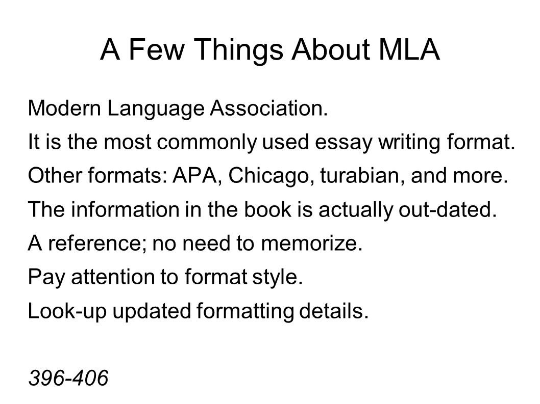 unit writing a research paper mla works cited documentation  30 a