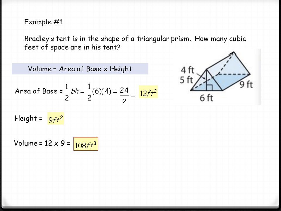 Equation For Volume Of A Triangular Prism Talkchannels – Volume of a Triangular Prism Worksheet