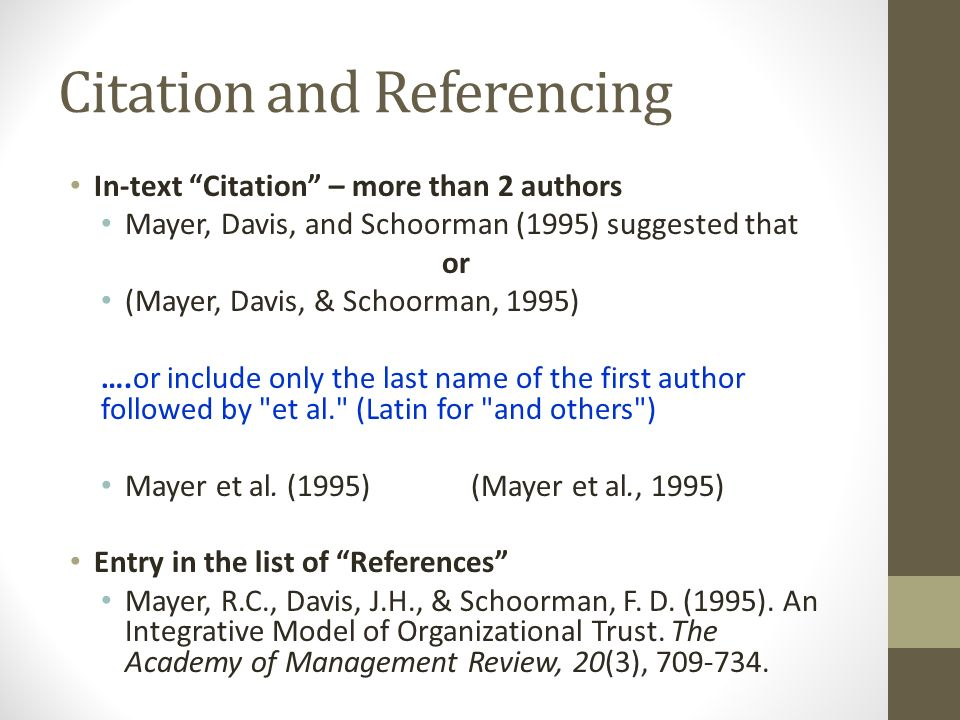 In text citation 2 authors
