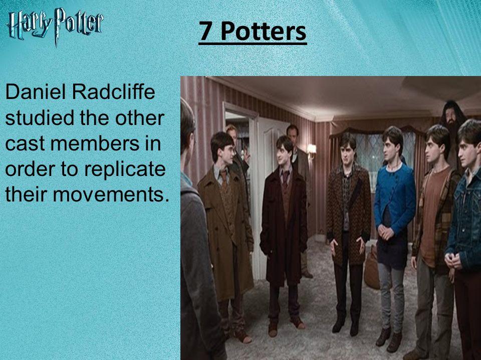 die sieben potters