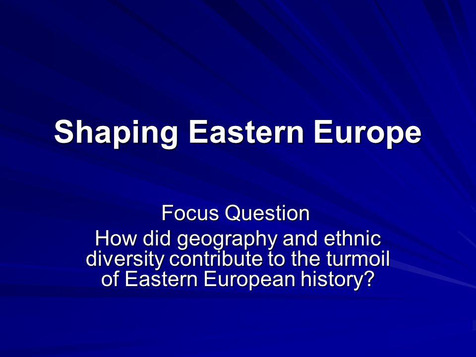 European History Question?
