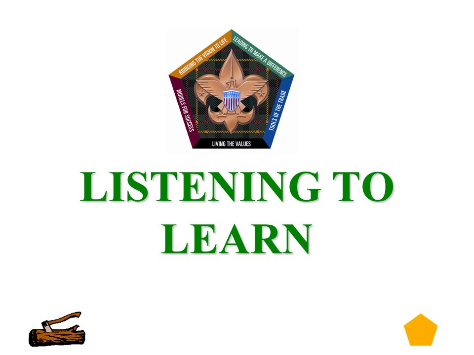 1 Listening is… An essential part of communication Not taught in school A skill that can be learned