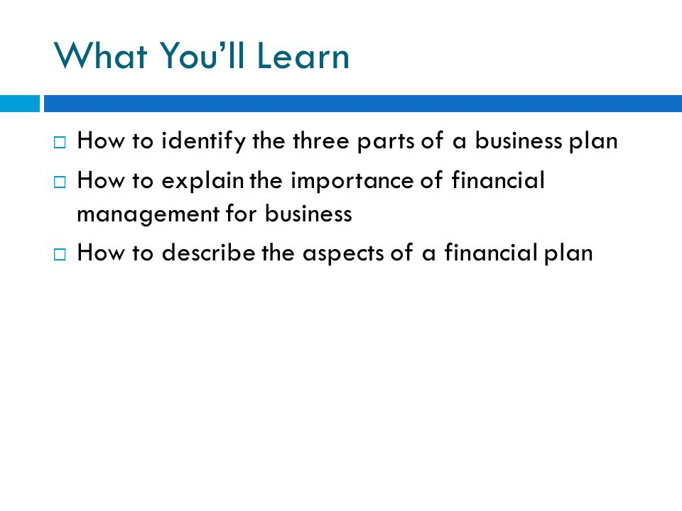 CHAPTER 16 Introduction to Financial Management for Business ...