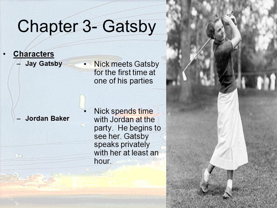 Jay gatsby character analysis essay