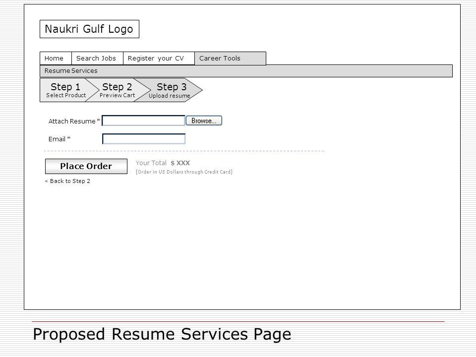 Steps To Upload Resume In Naukri. online resume screening resume ...