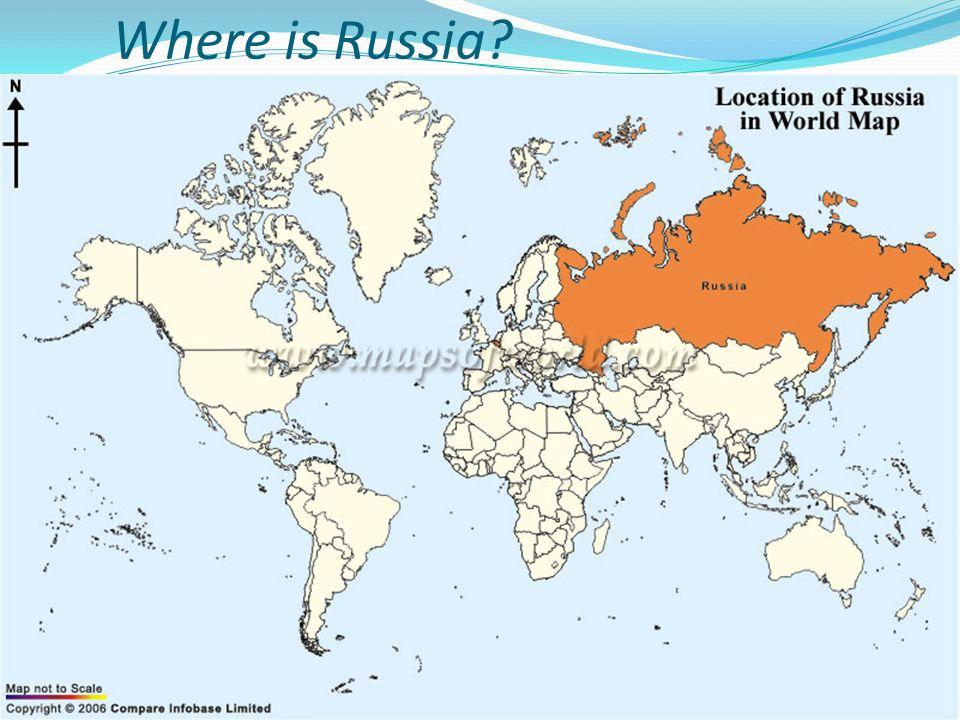 Satoshi Nakayama Population distribution in Russia Distribution