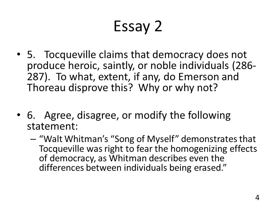 "the r ce of democracy henry david thoreau """"under a government  4 essay"