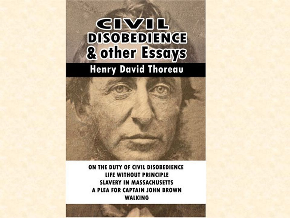 Civil Disobedience And Other Essays Study Guide  Civil Disobedience  The Rationale Behind War Crimes Trials However Is That Wtudy The Military  Are Subject To A Higher Law This Will Force Society To Decide Whether It  Is  Narrative Essay Thesis also Fifth Business Essay  Paying Someone To Do Uni Assignments