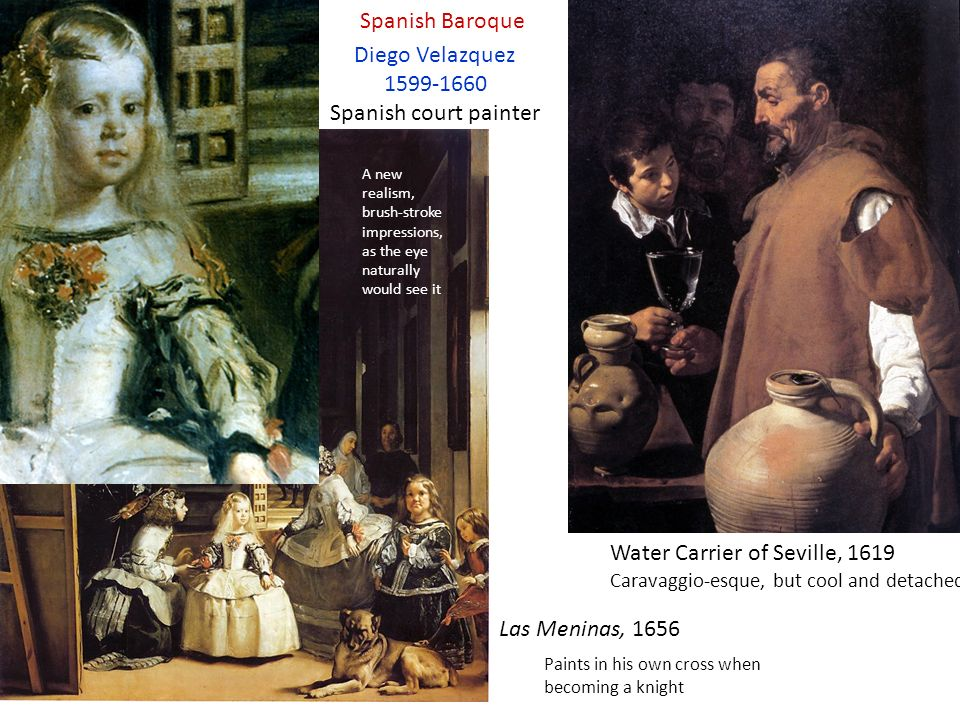 the baroque in italy and spain essay France largely resisted the ornate baroque style of italy, spain, vienna and the rest of europe the french baroque style.
