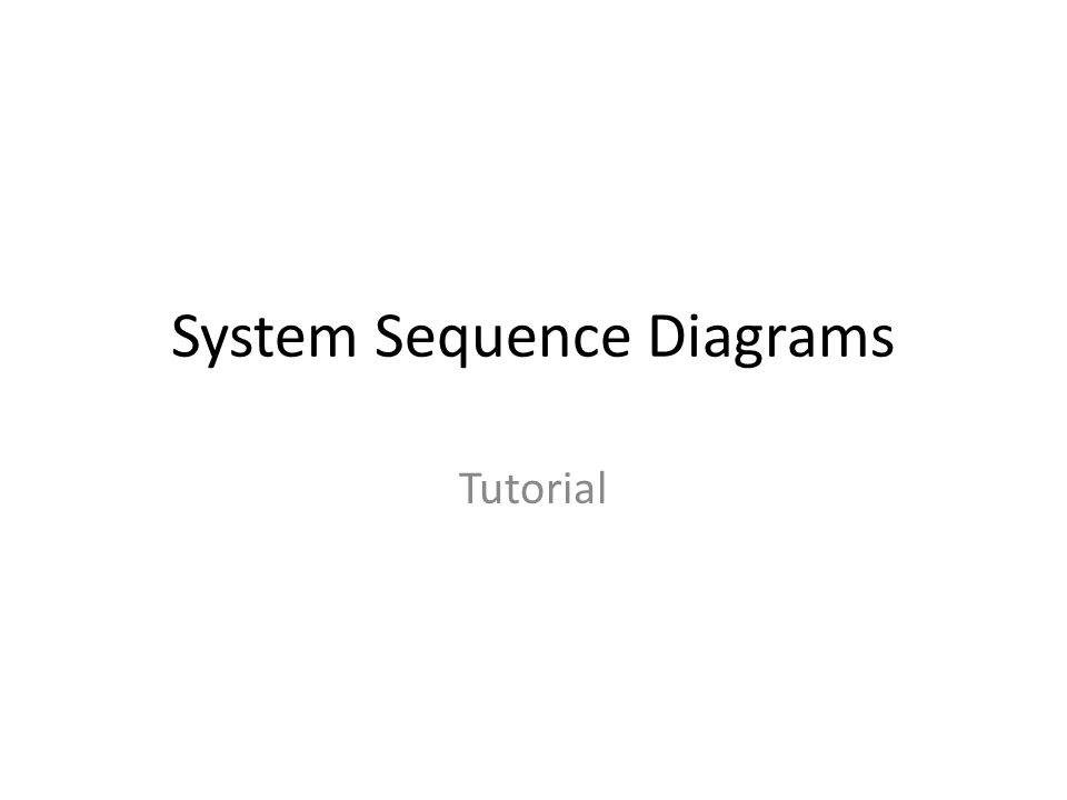 System sequence diagrams tutorial use case for monopoly game 1 system sequence diagrams tutorial ccuart Image collections