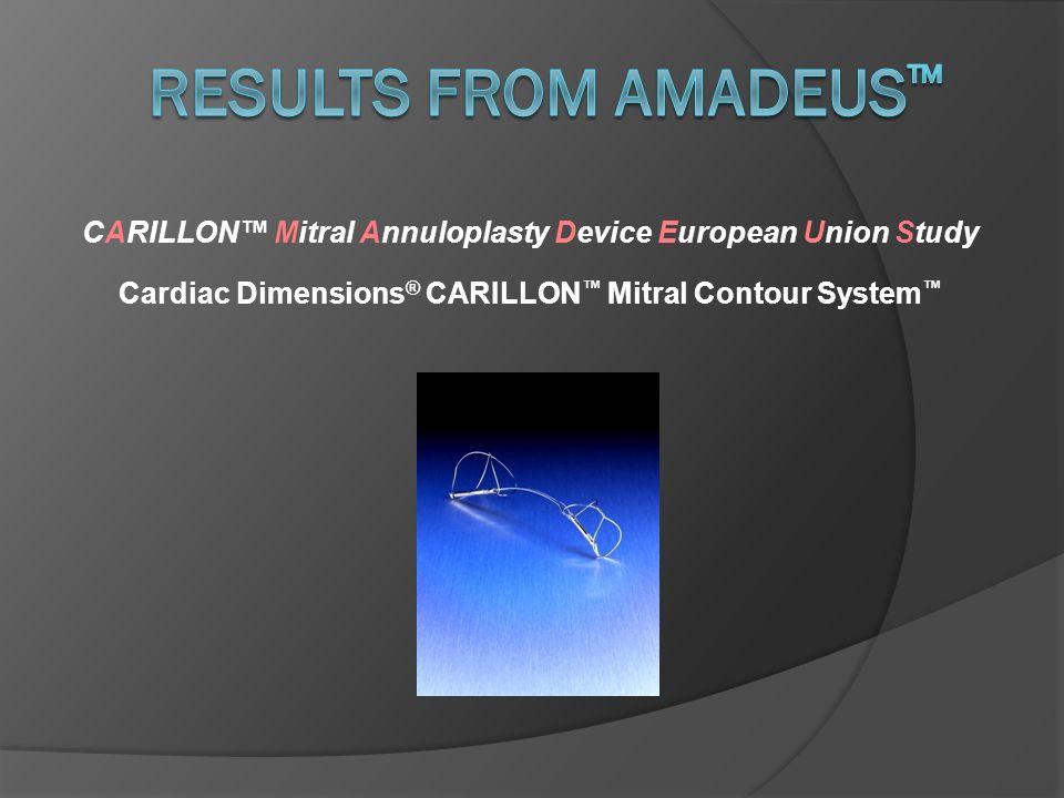 carillon device implantation