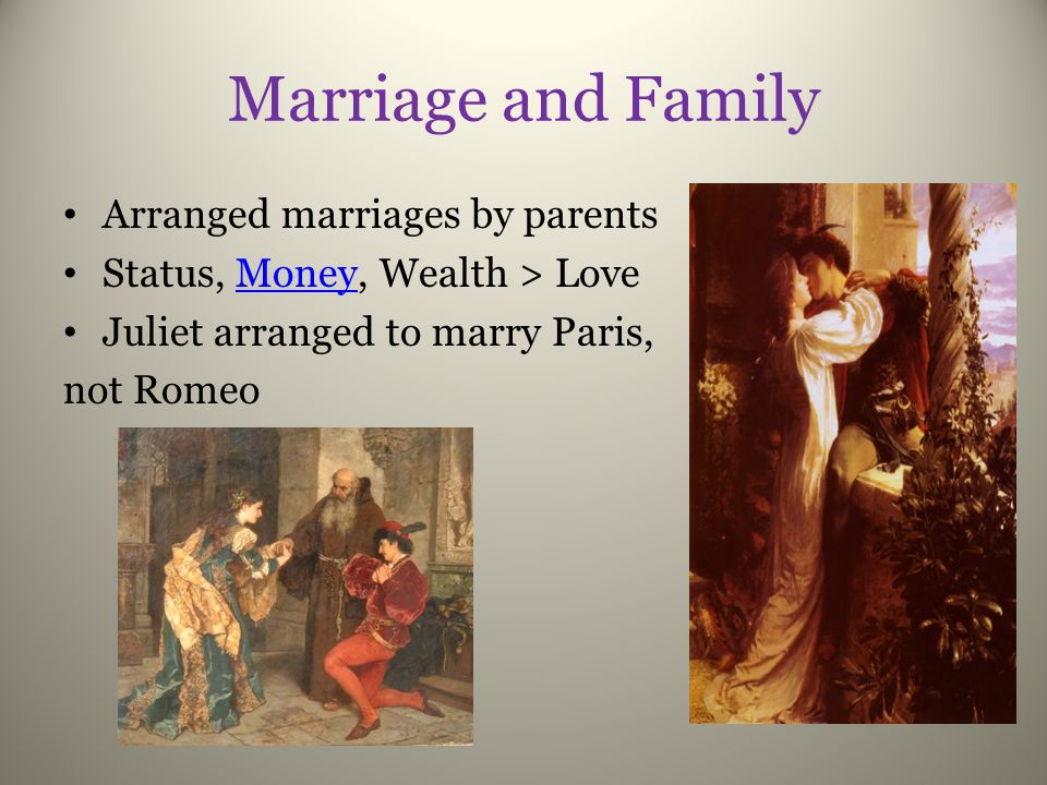 Arranged marriage by parents essay