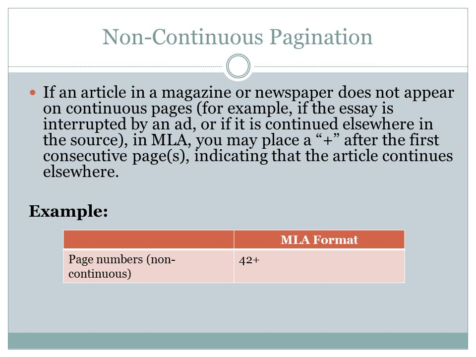 mla format for magazines Learn how to cite a magazine in mla format for your works cited please contact us if you have any questions or concerns with our site.
