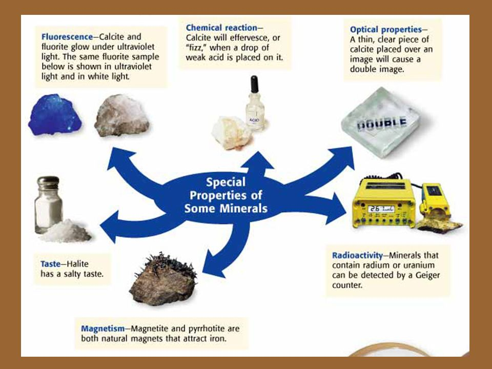 Rocks & Minerals THE DIFFERENCE BETWEEN ROCKS & MINERALS It is not ...