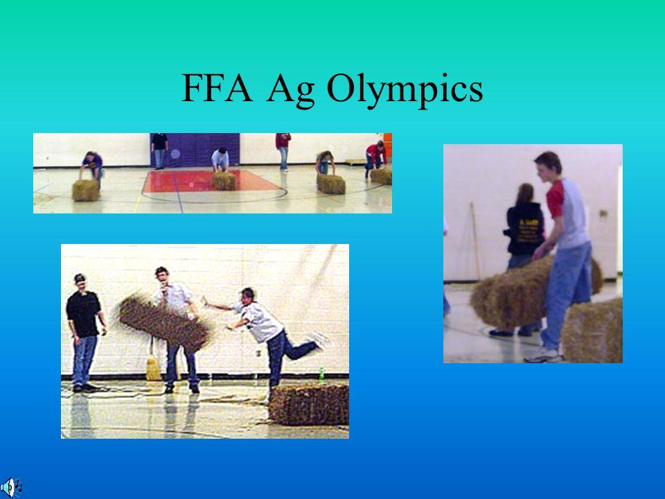 FFA Ag Olympics