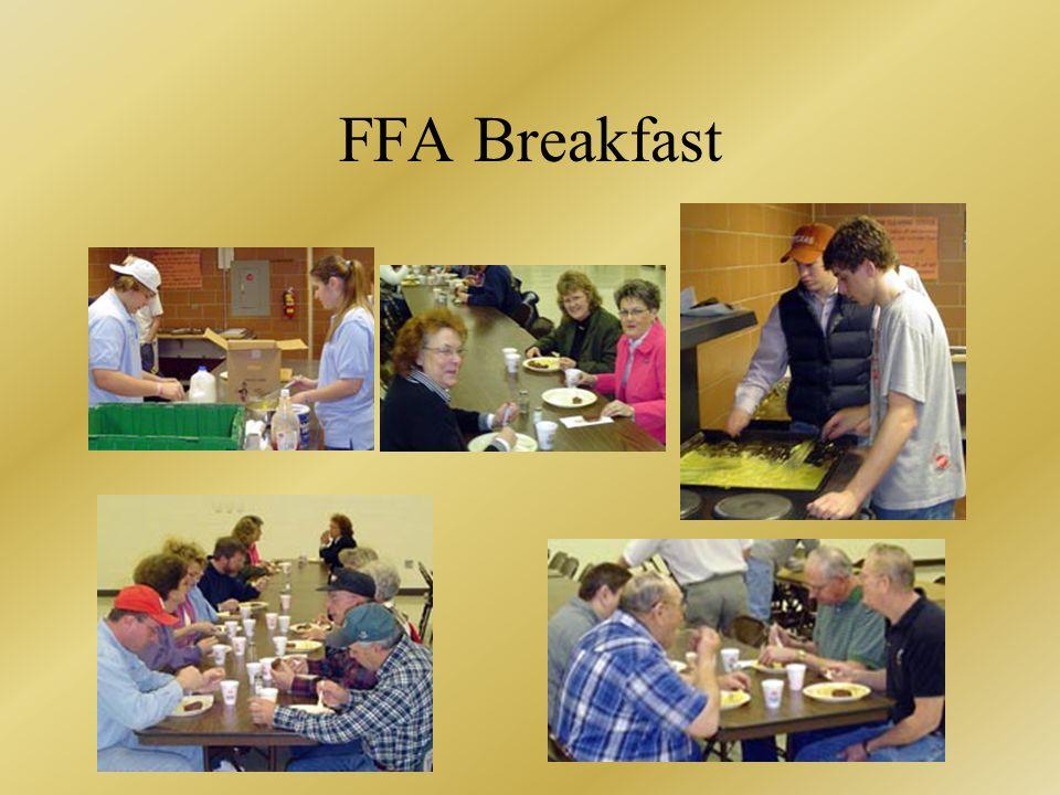 FFA Breakfast
