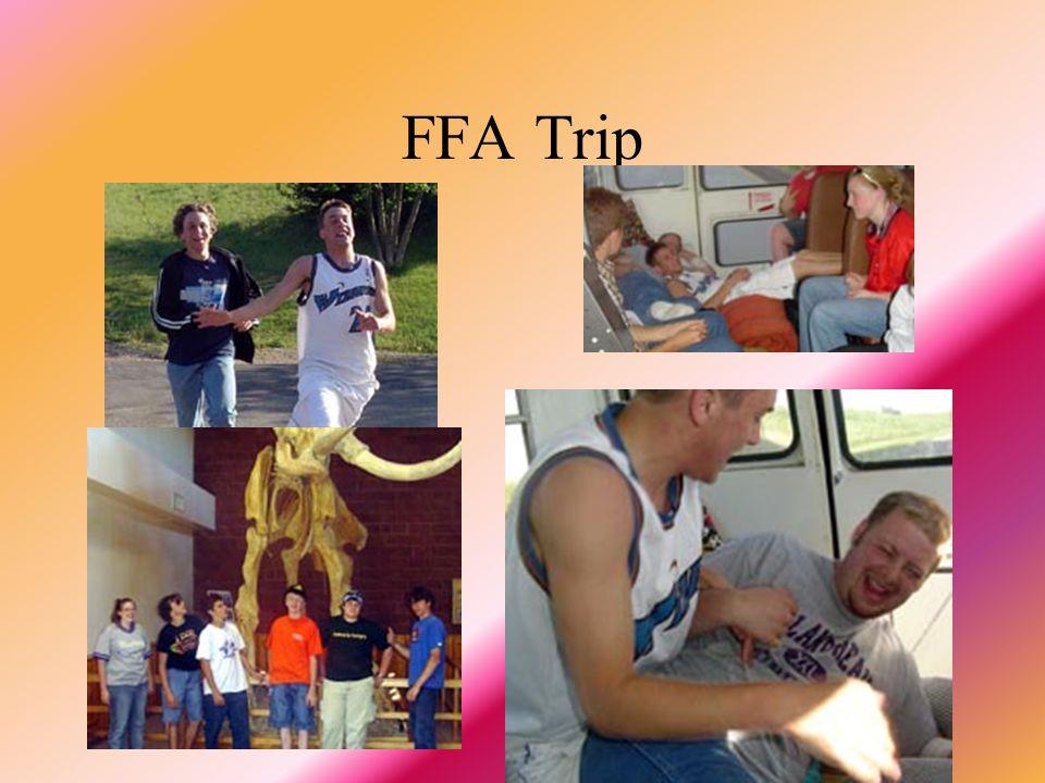 FFA Trip