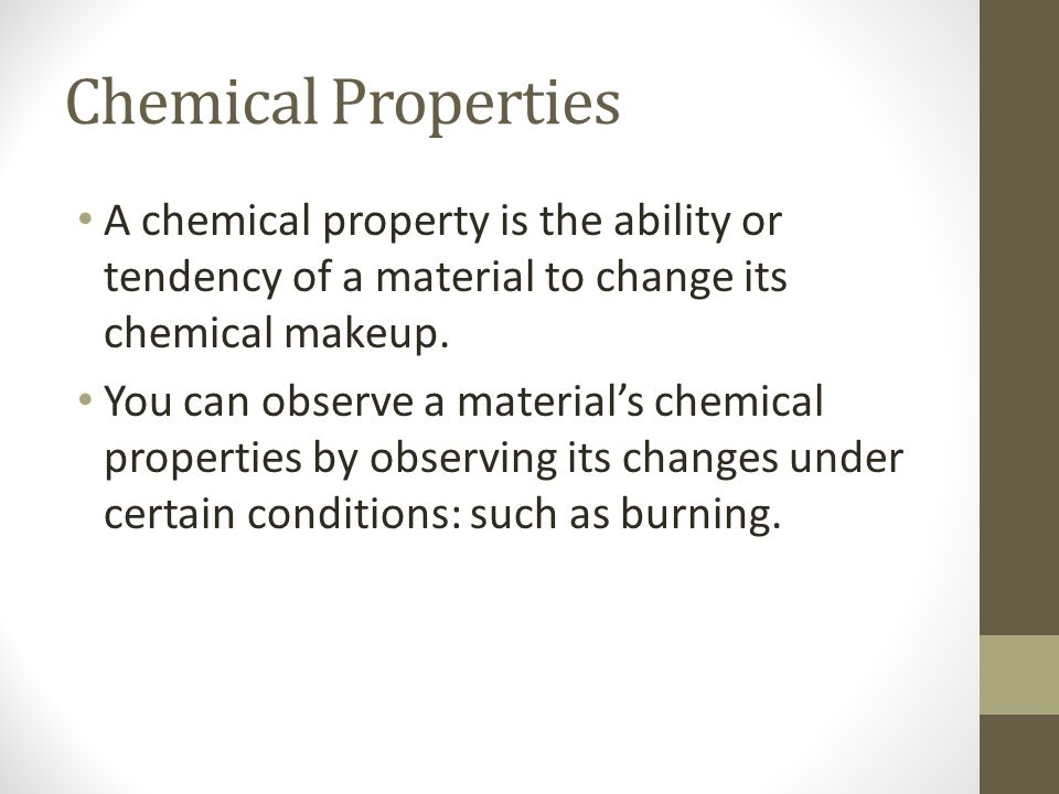Chapter 9 Lesson 2 PROPERTIES. Vocabulary Boiling point – the ...