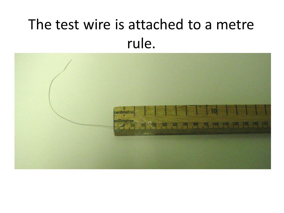 resistance and length of wire coursework