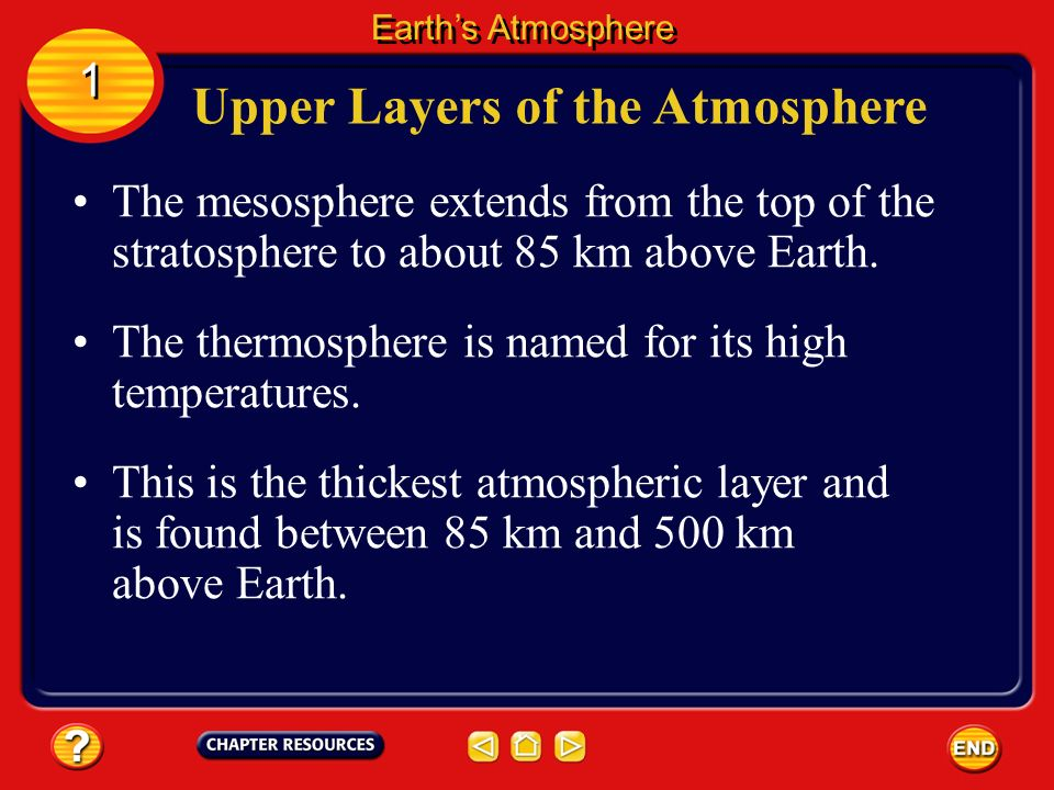 Chapter: Atmosphere Table of Contents Section 3: Air MovementAir ...