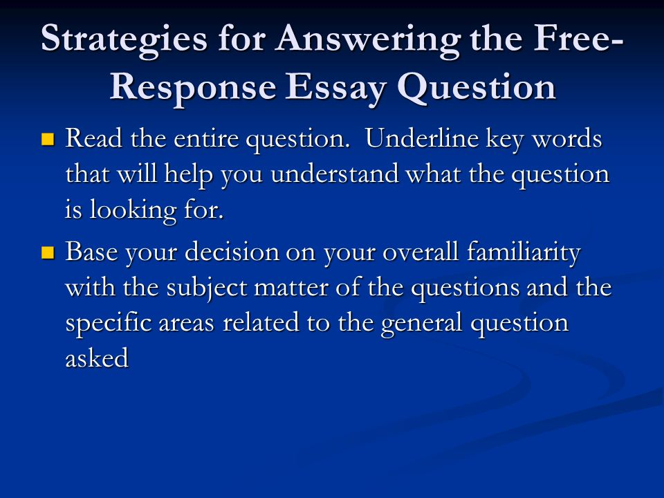 ap government chapter 15 essay questions The following resources contain the remaining available free response questions and scoring guidelines for the ap united states government and politics exam to access the files below, you need to log into your college board account.