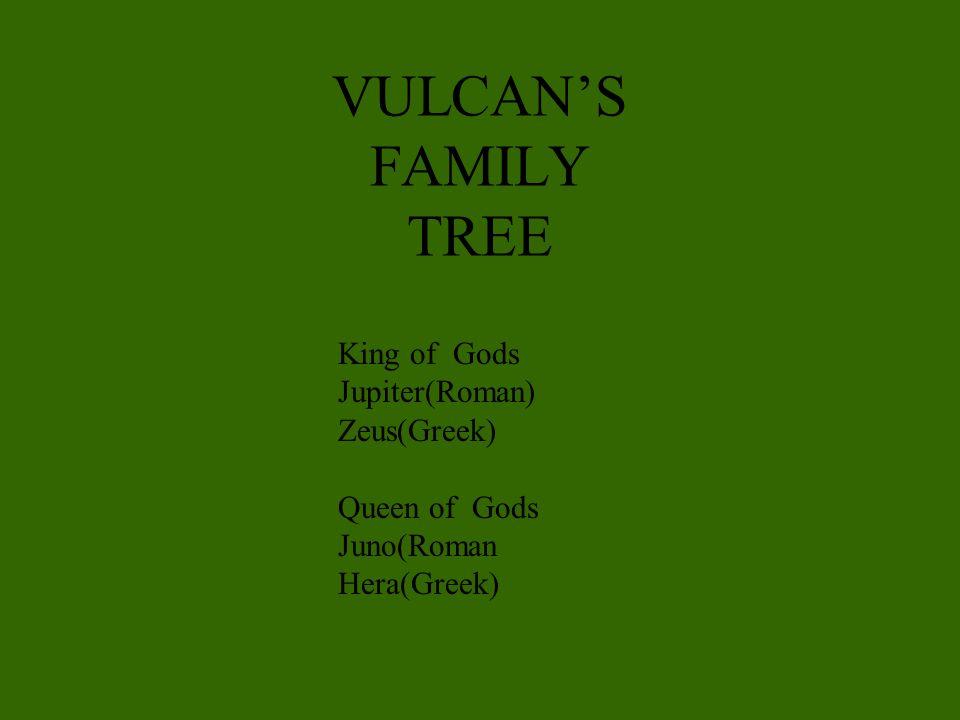 roman gods family tree