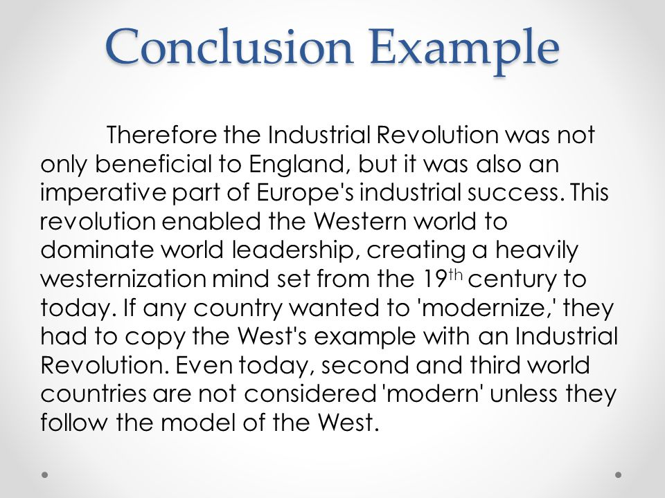 It Revolution Essay