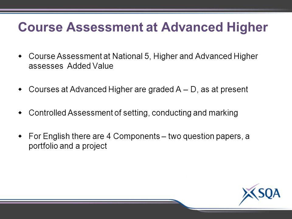 Advanced Higher English Help?!?